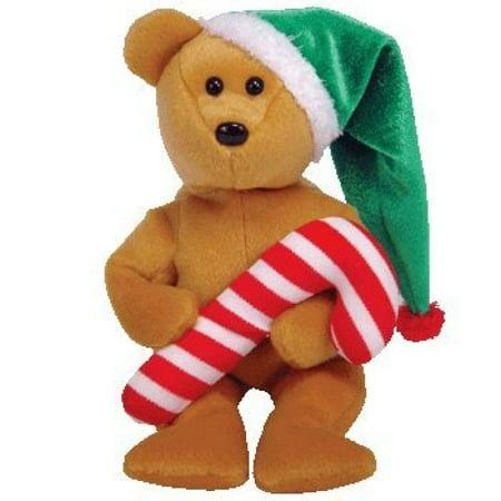 Ty Beanie Babies Tasty The Holiday Teddy Bear Small Plush