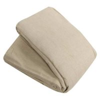 ZORO SELECT 58903GR Canvas Drop Cloth