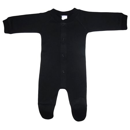f5b48f16d Bambini - Bambini Cotton One Piece Footed Sleeper Unisex Baby Footie ...