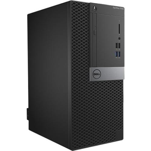 Dell Optiplex 7040 Desktop Computer Intel Core I7 Mini-tower 8 Gb Ddr4 Sdram Ram 1 Tb Hdd Dvd-writer Amd Radeon R7 350x... by Dell