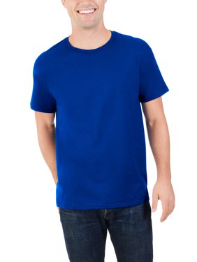 2745441cb Free shipping on orders over $35. Free pickup today. Best Seller. Product  Image Men's Dual Defense UPF Crew T Shirt, Available up to sizes 4X