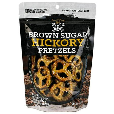 Loot N Booty BBQ Brown Sugar Hickory Pretzels World BBQ Championship Recipe