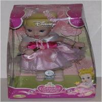 Disney Princess Enchanted Nursery Aurora Doll/Baby Blossoms/Brass Key