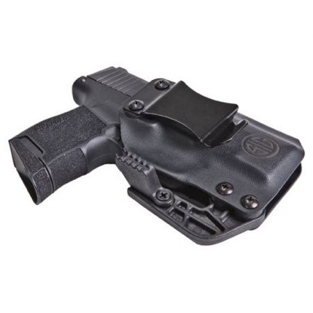 Sig Sauer P365 P-365 Appendix Carry Holster, Black (Right Hand) -