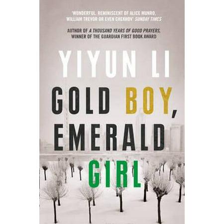 Gold Boy, Emerald Girl (Every Tall Boy Needs A Short Girl)