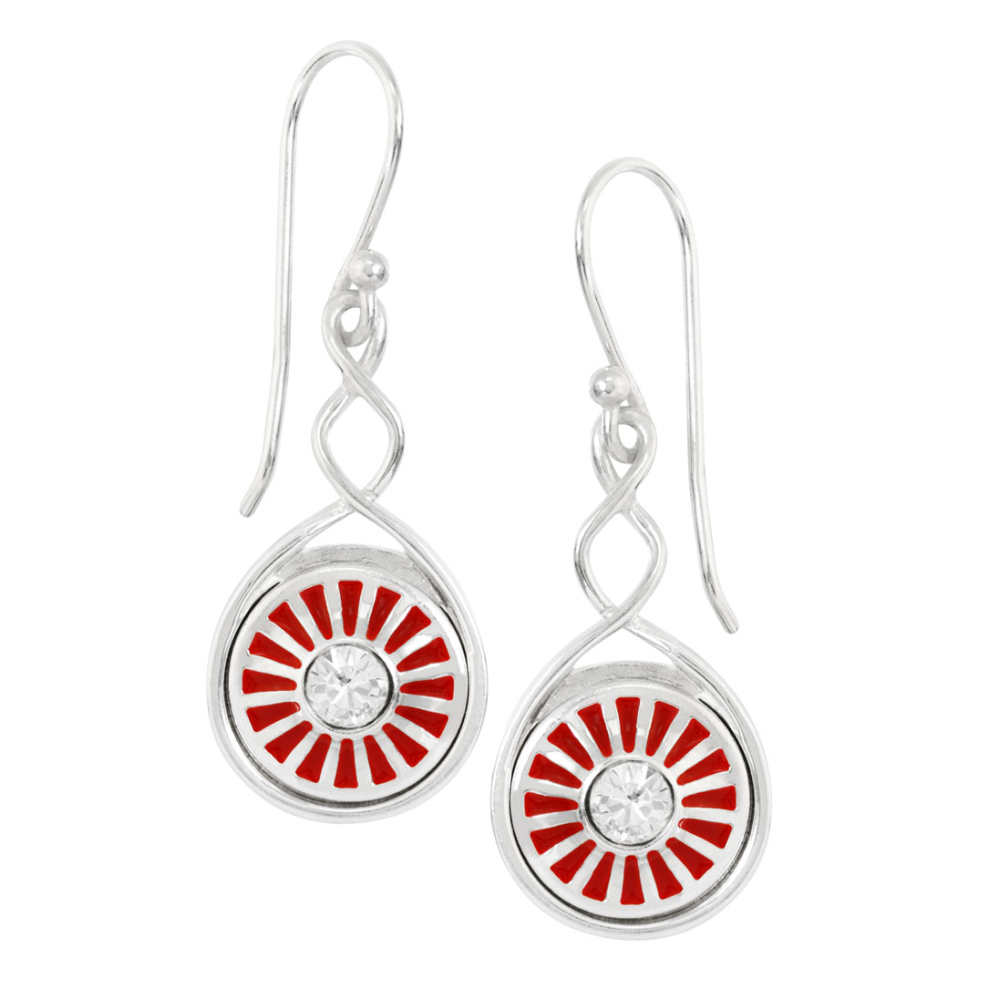 Kameleon Jewelry Twist Earrings KE005