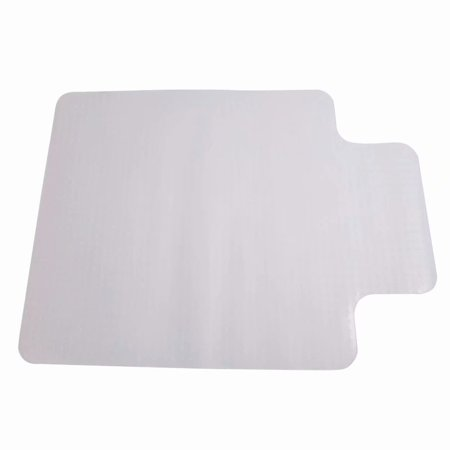 Hard Floor Chair Mat,PVC Office Chair Mat Protector Pad with Nail for  Hardwood Floor Chair Transparent 90 x 120 x (Best Chair Pads For Hardwood Floors)