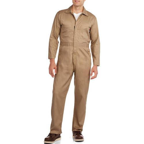 Big Men's Flame Resistant Contractor Coverall, HRC Level 2 by Walls