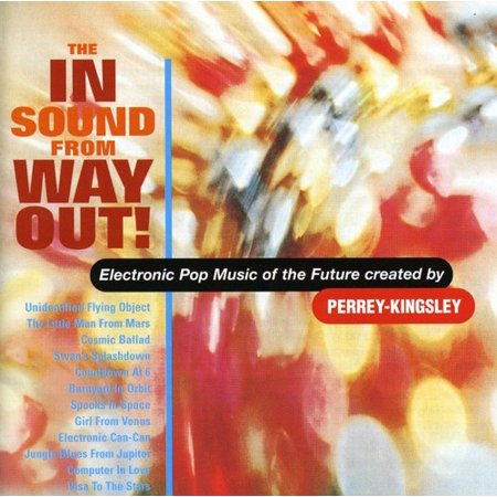 In Sound from Way Out (CD)