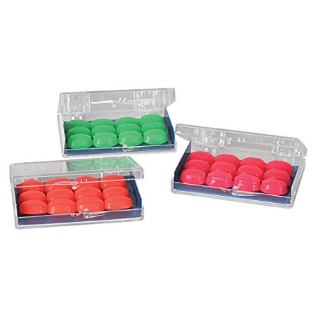 Kids Soft Silicone Ear Plugs - 6 Pairs with Case - 1 (Kids Silicone Ear Plugs)