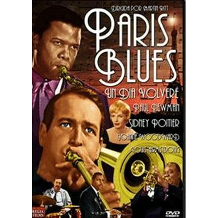 Paris Blues (SP) [ NON-USA FORMAT, PAL, Reg.0 Import - Spain