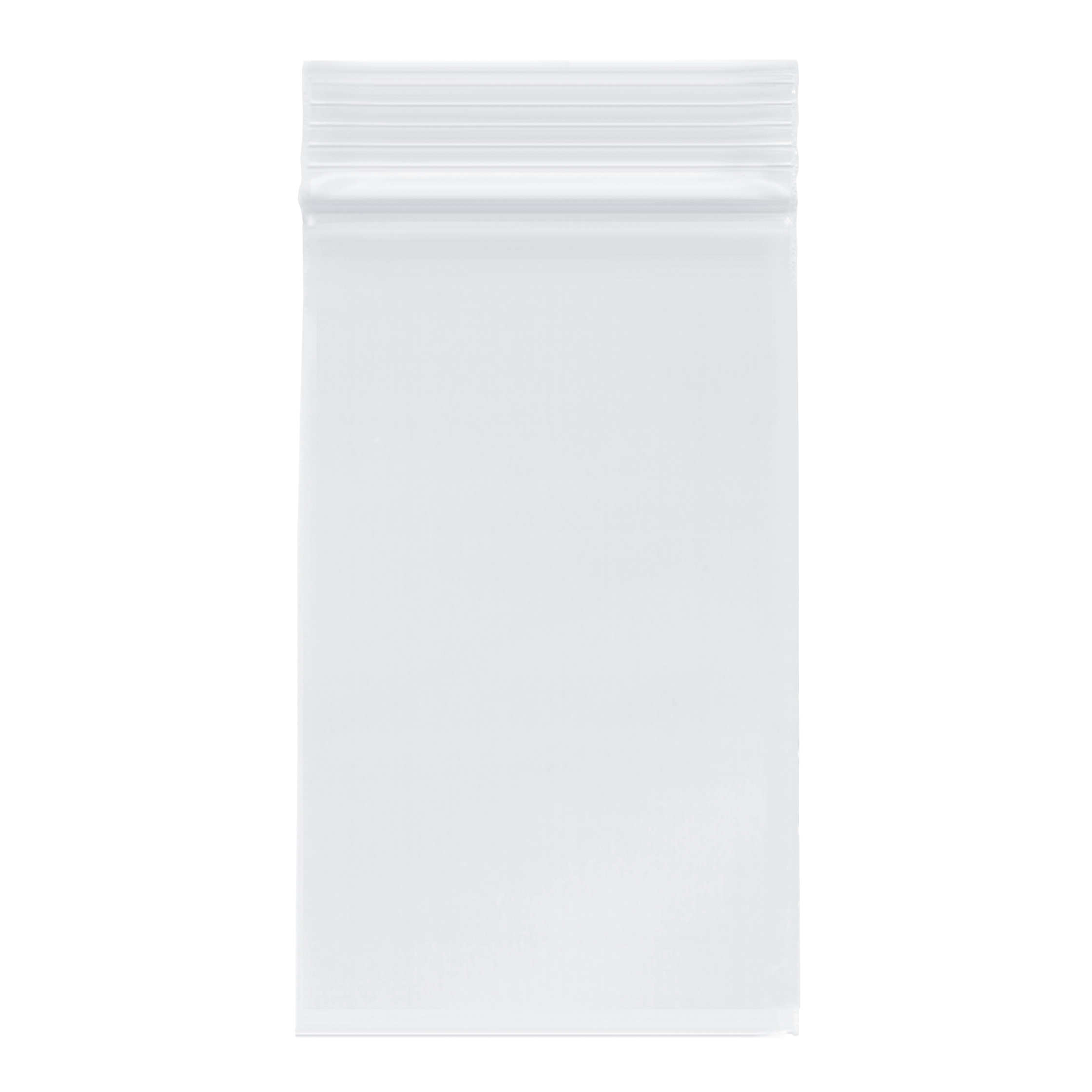 """500 Clear 4-Mil Ziplock Bags HEAVY-DUTY reclosable bags Top Plastic 3/""""x 4/""""inches"""