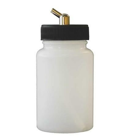 Paasche 3oz Plastic Bottle Assembly for H model