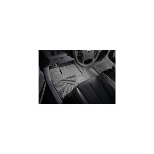 WeatherTech WTCG123000 2005-2011 Toyota Tacoma Grey All Weather Floor Mats 1st Row