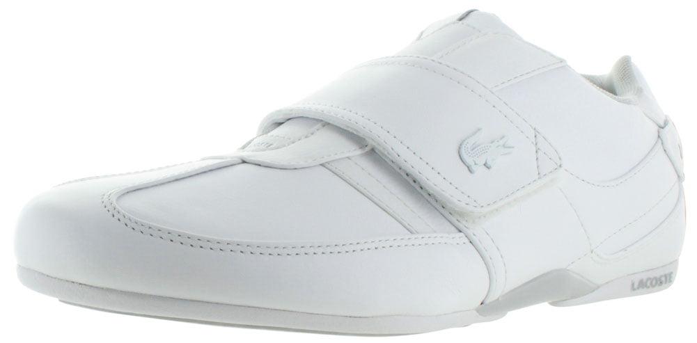 b131a51d3 Lacoste - Lacoste Protected Prm Men s Strap Fashion Sneakers Shoes -  Walmart.com