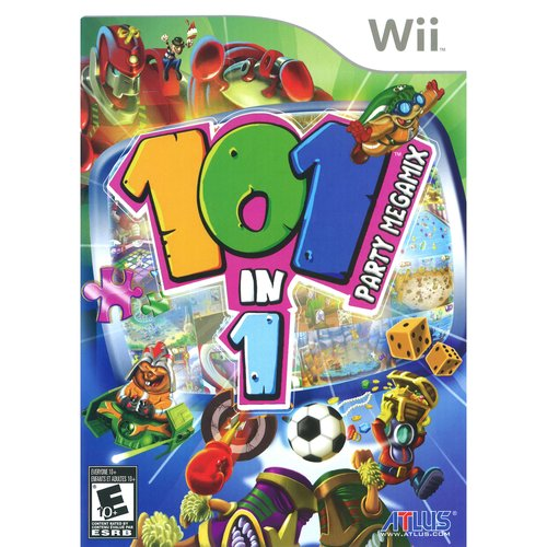 101 In 1: Party Megamix (Wii) - Pre-Owned
