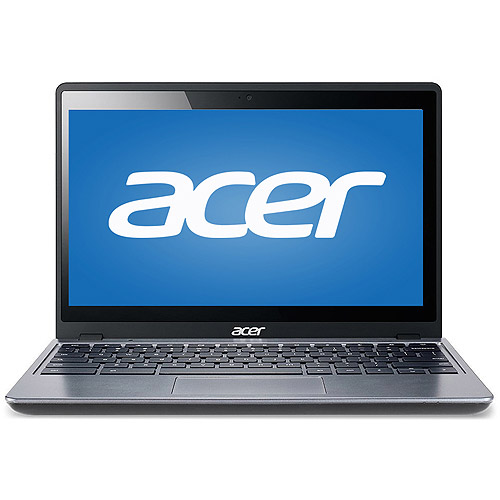 "Acer Aspire C720P-2625 11.6"" Notebook (Granite Gray)"