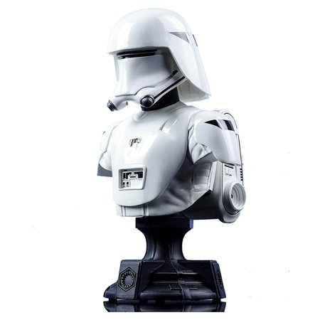 Star Wars First Order Snowtrooper Mini Bust (Best Star Wars Statues)