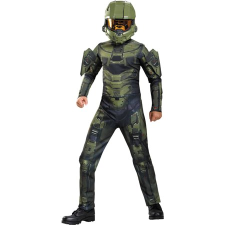 Boys Halo Master Chief Classic Costume
