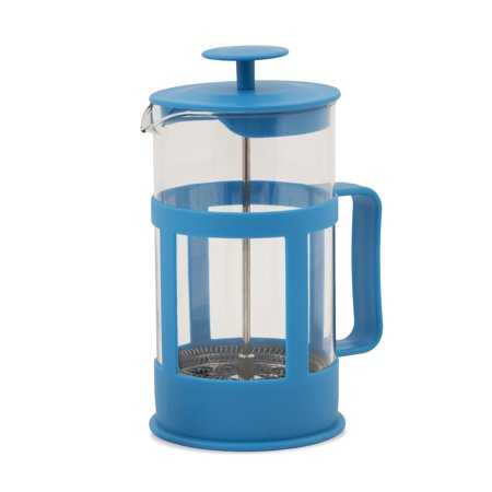 French Press Pyrex - Farberware French Press, Blue