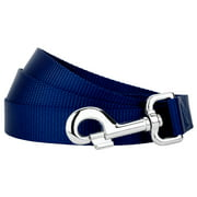 Country Brook Petz 3/4 Inch Nylon Dog Leash (Various Colors & Lengths)