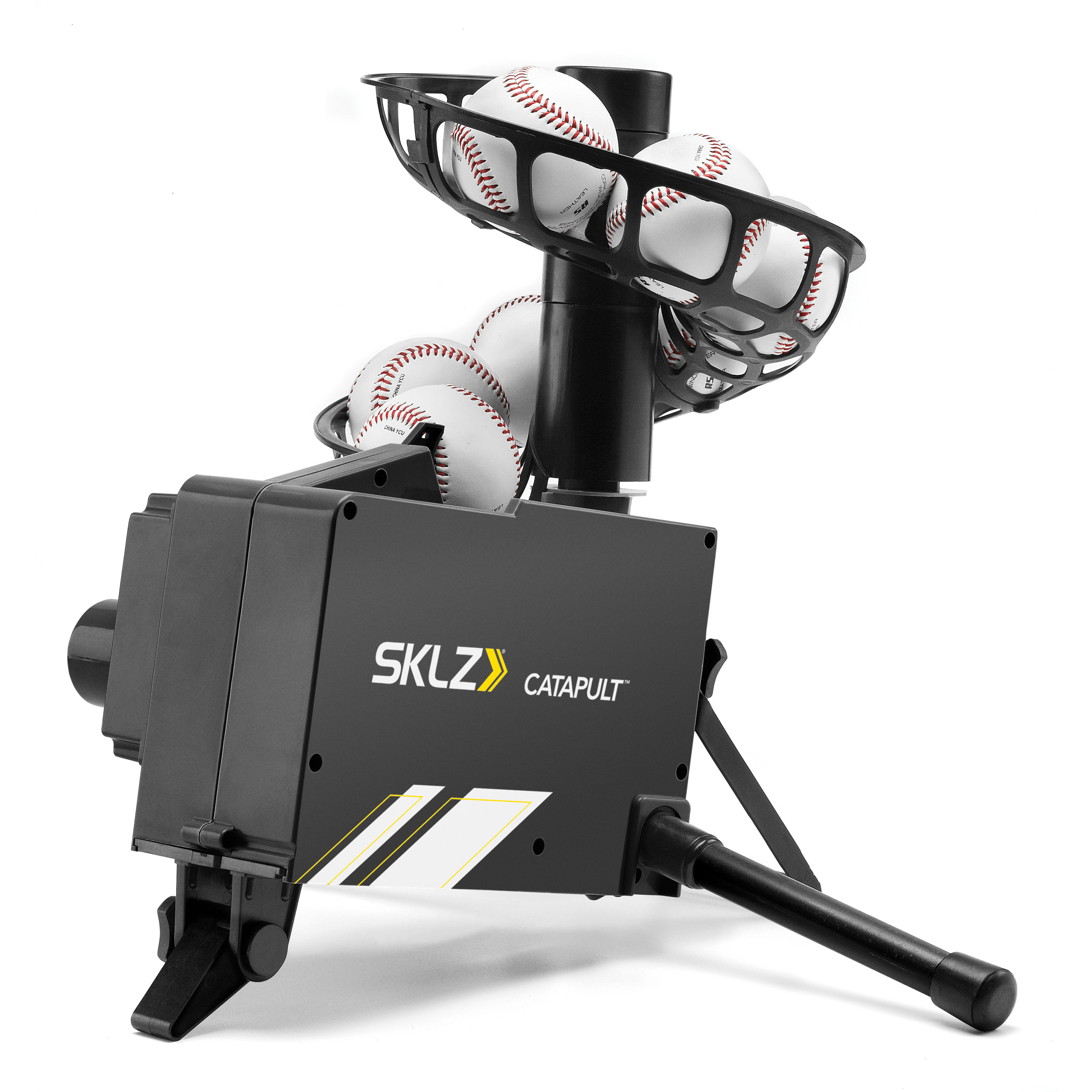 SKLZ Catapult Soft Toss Baseball Pitching & Fielding Trainer