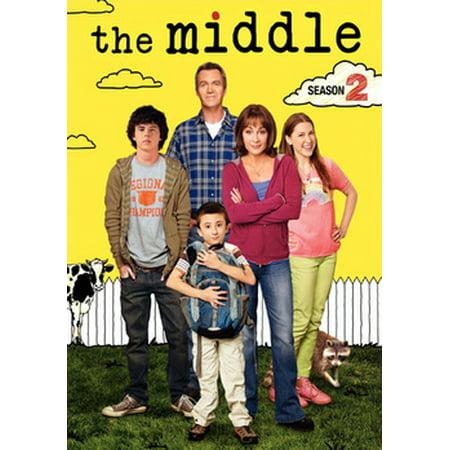 The Middle: Season Two (DVD) - The Middle Halloween Season 6