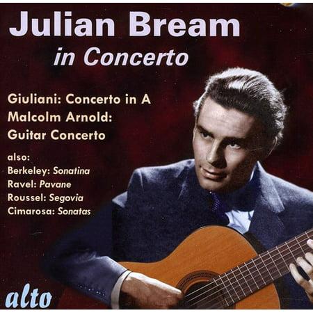 Julian Bream in Concerto (Julian Bream Guitarra The Guitar In Spain)