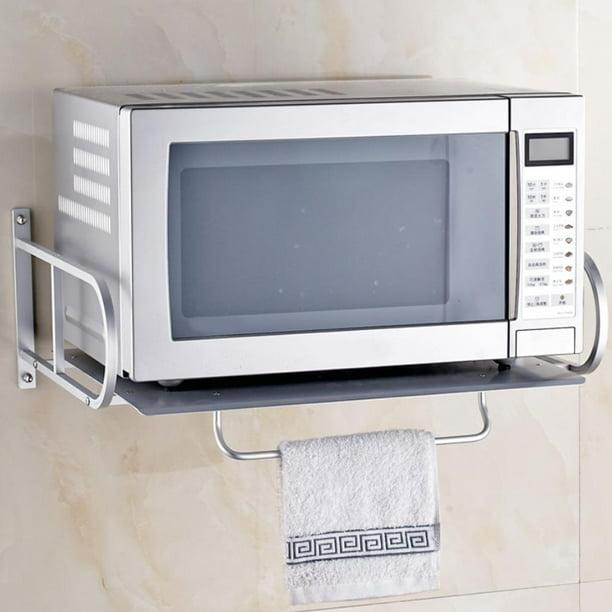 Storage Shelf Microwave Oven Bracket