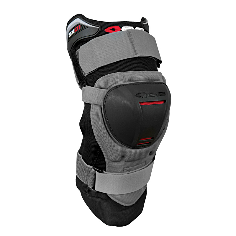 EVS SX01 Youth MX Offroad Knee Brace Black