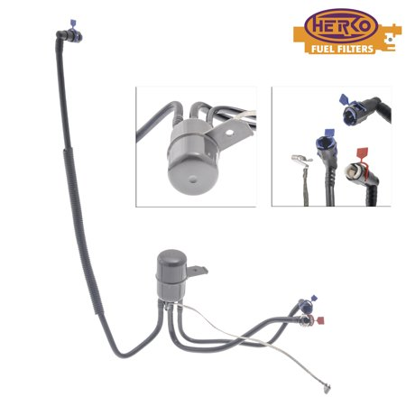 Herko Fuel Filter FCR47 For Chrysler Dodge Voyager Caravan Town & Country 01-04
