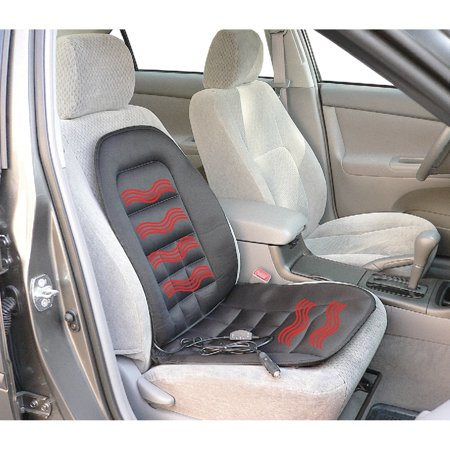 Heated Seat Cushion (Wagan Tech 9738P 12-Volt Heated Seat)