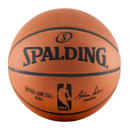 Spalding NBA Official Game (Best Spalding Basketball Shoes)