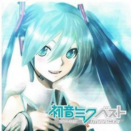 Hatsune Miku Best: Impacts / Various - Impact Cd