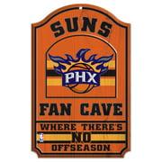 Phoenix Suns WinCraft 11'' x 17'' Fan Cave Wood Sign