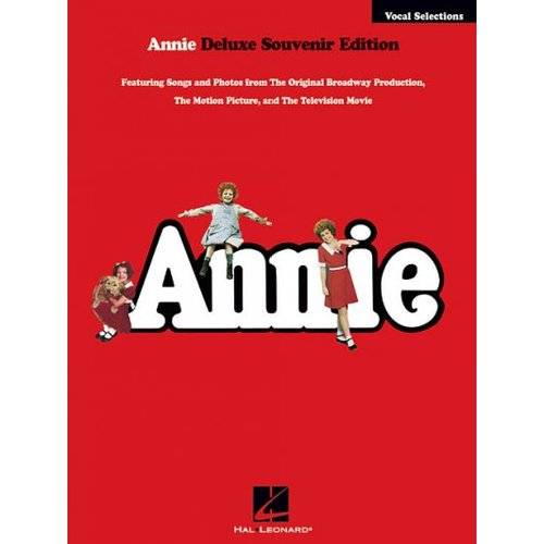 Annie Vocal Selections: Deluxe Souvenir Edition