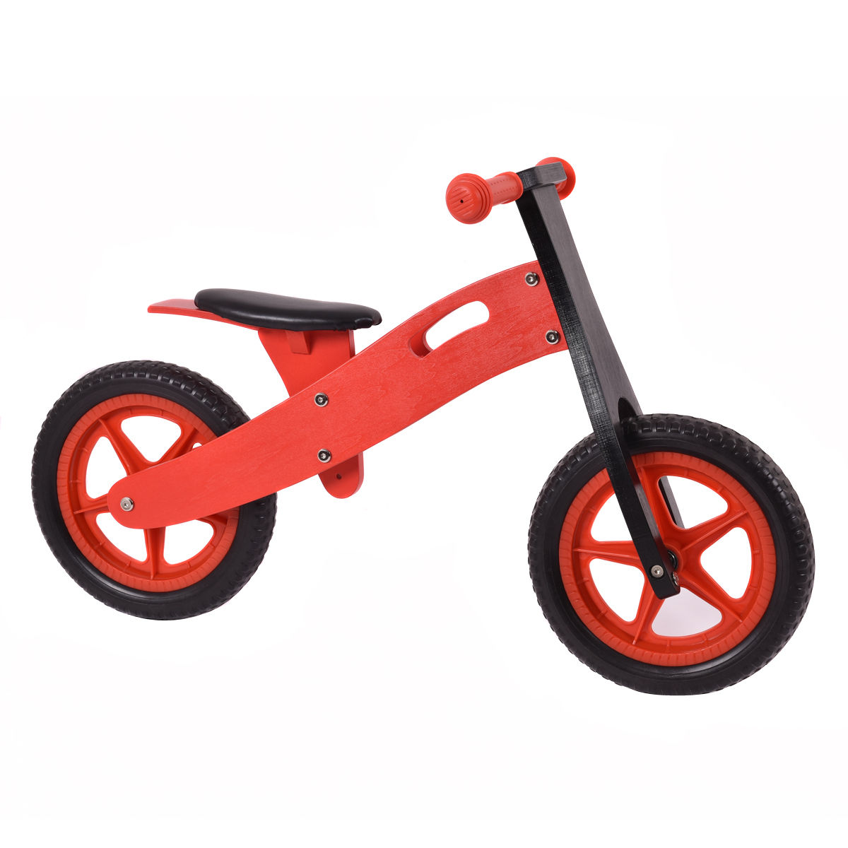 Costway 12 Balance Bike Classic Kids No Pedal Learn To Ride Pre