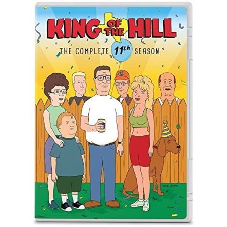 King of the Hill: The Complete Eleventh Season (DVD)](King Of The Hill Halloween)
