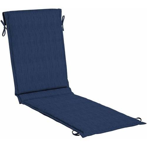 Better homes and gardens outdoor patio sling chaise for Better homes and gardens hillcrest outdoor chaise lounge