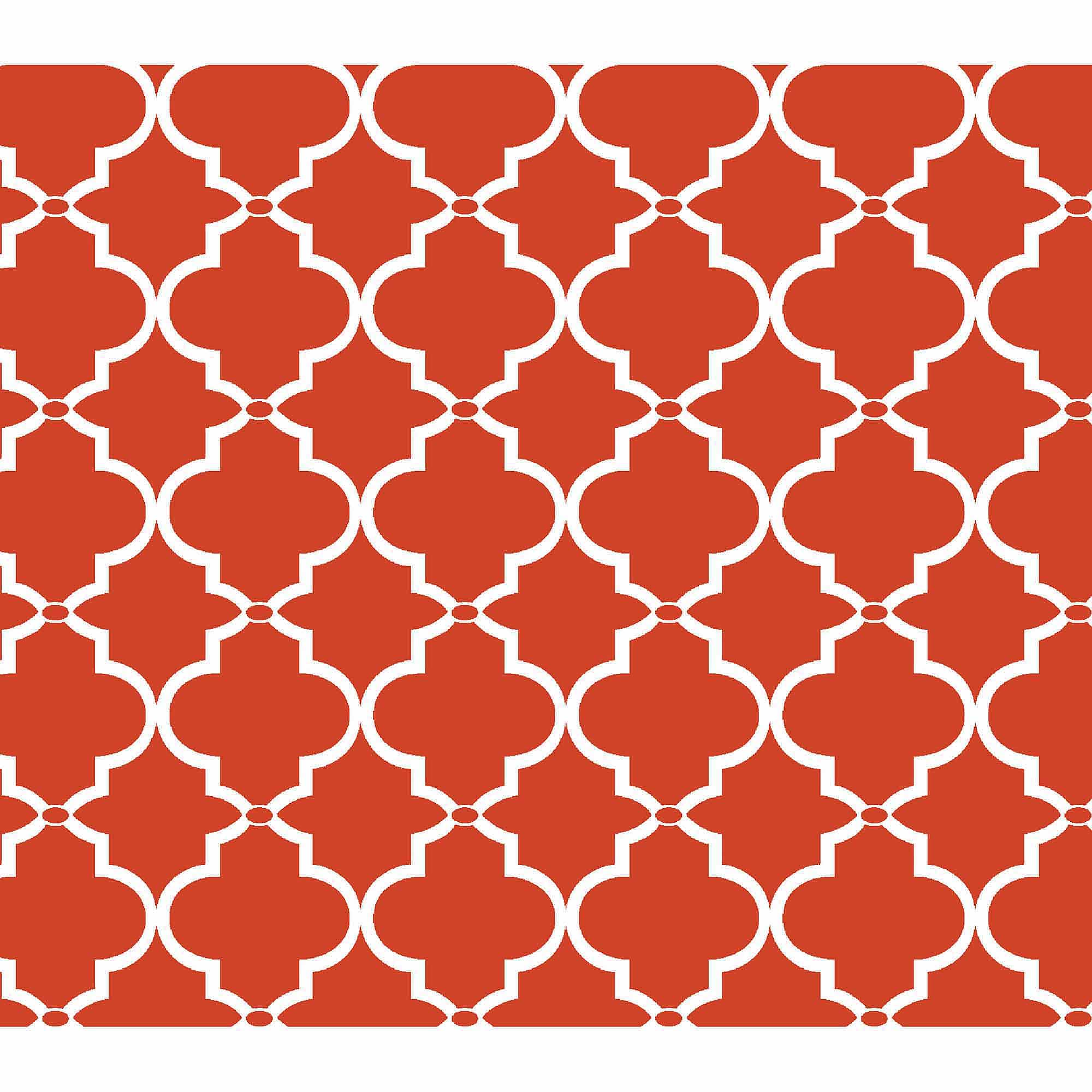 Springs Creative Cotton Blenders Tonal Lattice, Flame, Fabric by the Yard