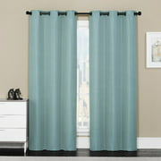 Luxury Home Baltic Blackout Thermal Curtain Panels (Set of 2)