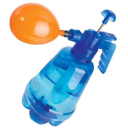 Water Balloon Portable Filling Station w/ 250 Balloons Colors Vary