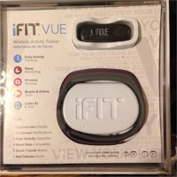 iFit Vue, Fitness Activity Tracker Wearable
