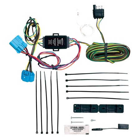 Hopkins Towing Solution 56101 Plug-In Simple Vehicle To Trailer ...