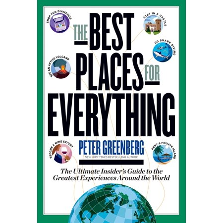 The Best Places for Everything - eBook (The Best Place For)