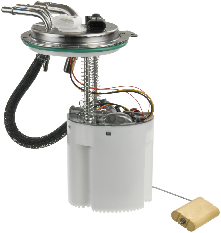 Bosch 67567 Fuel Pump, Electric, With Fuel Sending Unit