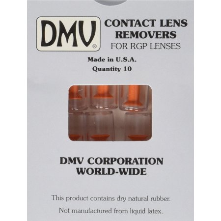 Ultra Hard Contact Lens Remover  Pack Of 10   Removes And Inserts Gas Permeable And Hard Lenses  By Dmv Ship From Us
