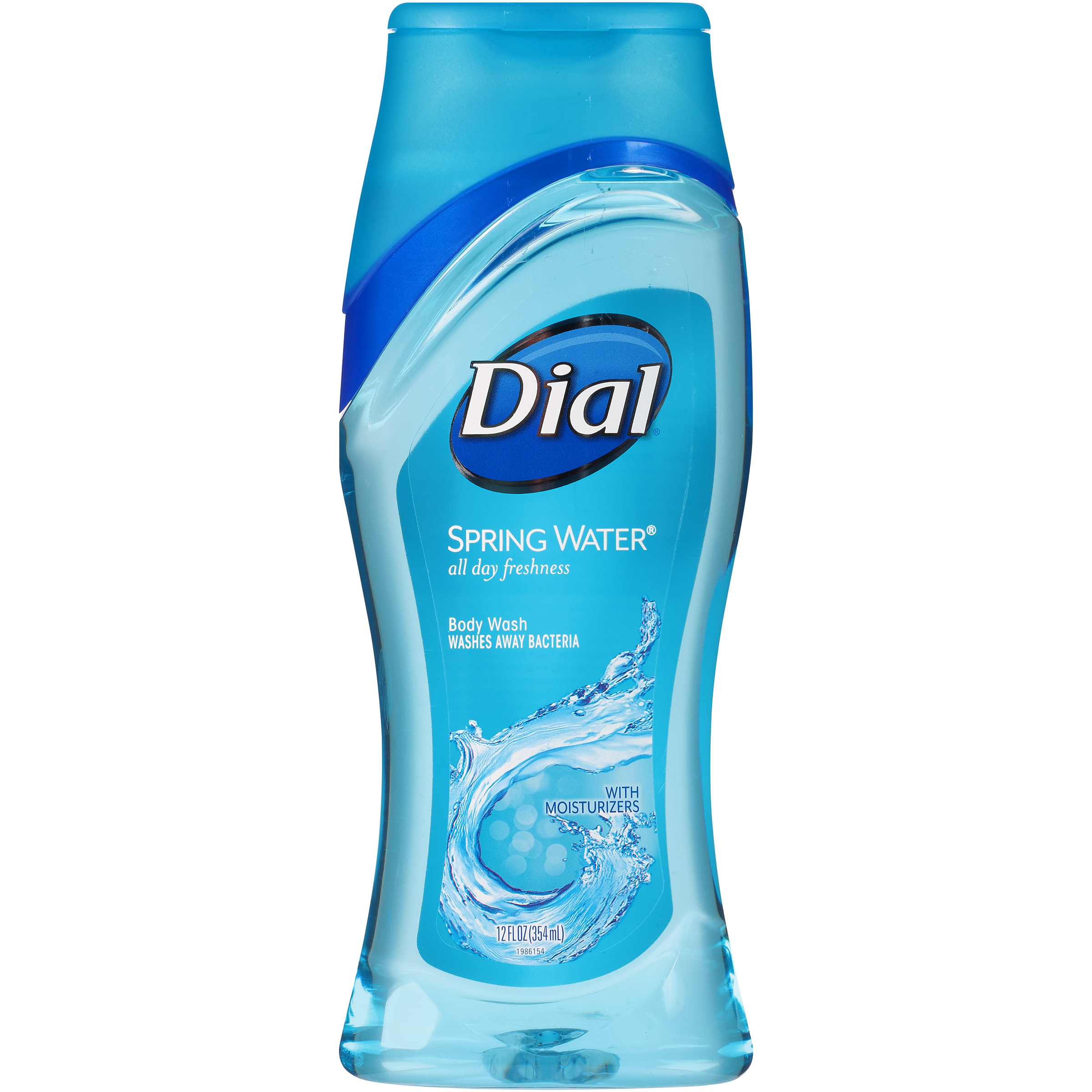 Dial Body Wash, Spring Water, 11.75 Ounce