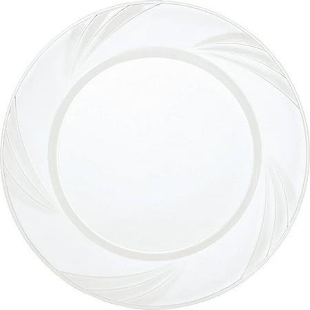 Plastic Etched Plates, 10pk, 7
