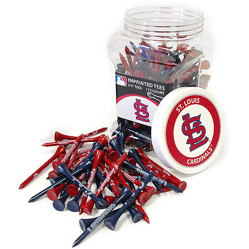 Team Golf MLB St Louis Cardinals Jar Of 175 Golf Tees